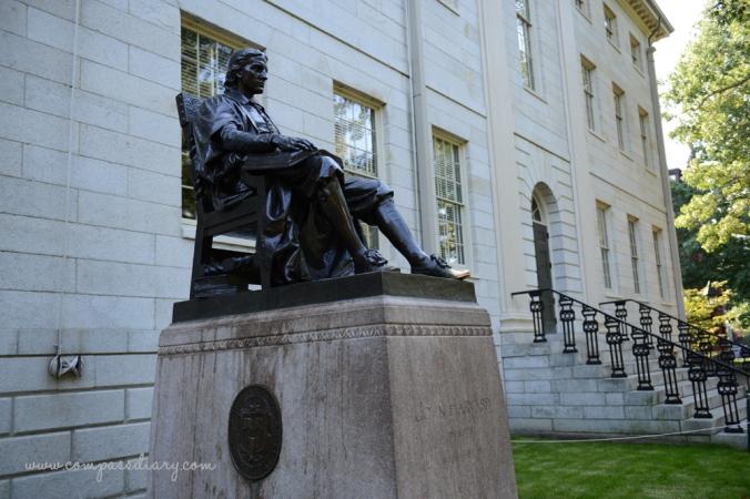 Compass diary travel blog boston 2