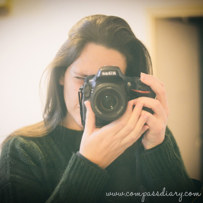 Compass diary travel blog photo day2